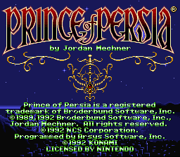 Title Screen