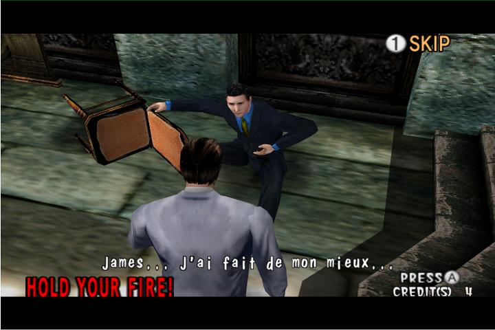 Romhacking Net Translations The House Of The Dead 2 3 Return