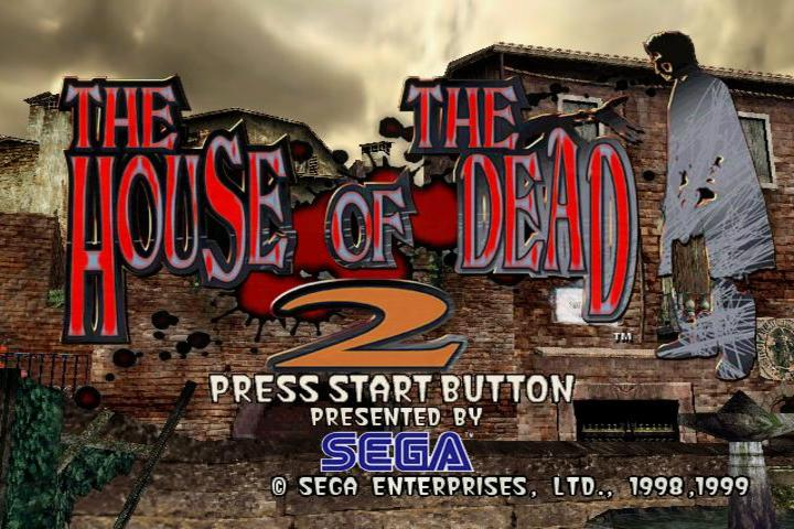 The House of The Dead III (The House of the Dead 2 & 3 Return)