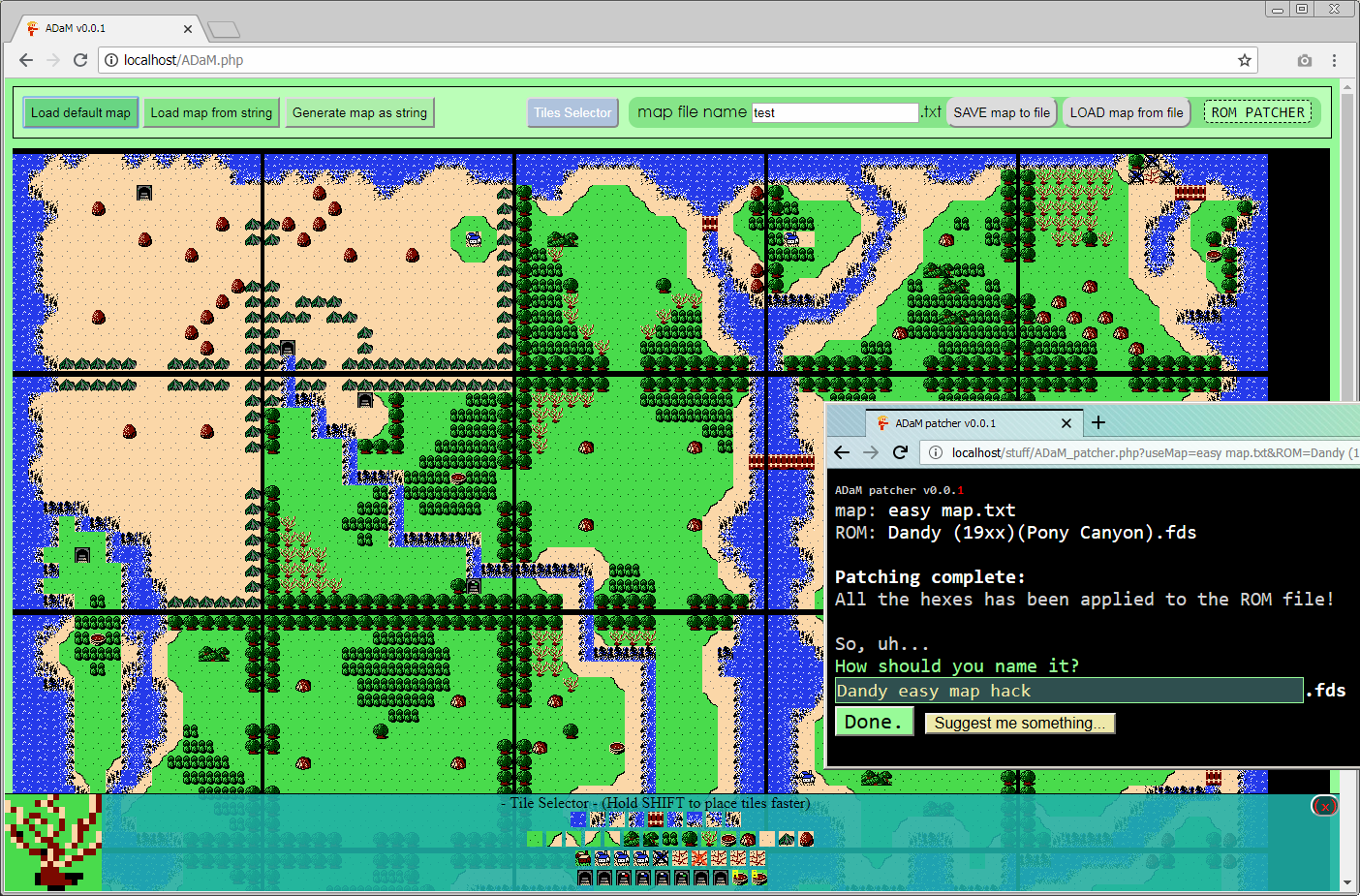 Dandy Map Editor
